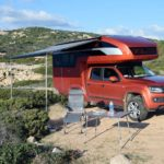 VW Amarok Wohnkabine Kora