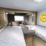 Reisemobil Adria Compact Plus SLS it Heckerker - 58000€