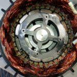 ista Breeze i500 PLUS Windgenerator fehlende Magnete im Stator
