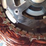 ista Breeze i500 PLUS Windgenerator Magnete aus Halterung gelöst