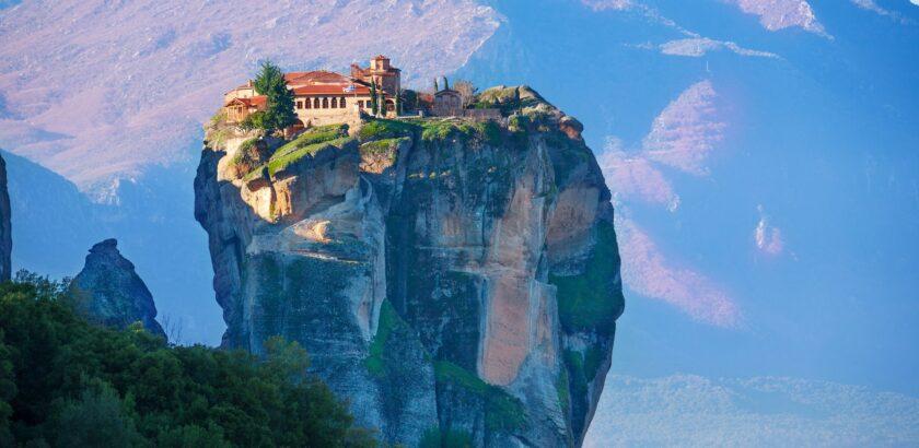 Die schwebenden Klöster von Meteora